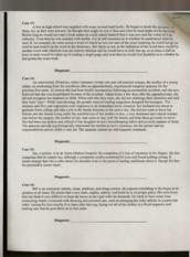 Case Studies Abnormal Unit 1 - Case Studies Abnormal Unit 1