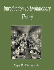 Intro to Evolutionary Theory.pptx