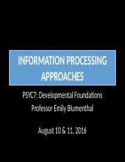 PSYC7SSII2016_Lectures7&8_InfoProcessing_ForClass