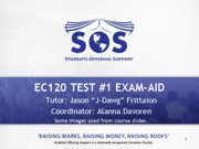 EC120 - Test 1 Exam-AID - Copy