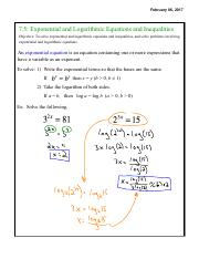 E. 7.5 Exponential and Logarithmic Equations and Inequalities.pdf