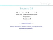 Lecture 27-chapter 11