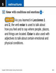 Estar with conditions & emotions.ppt