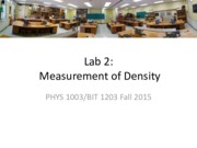 PHYS 1003 Density Slides (5)