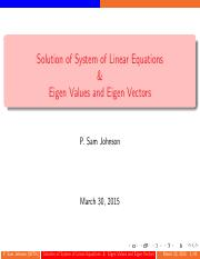 solution to linear equations.pdf