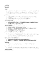Fundamentals of Business Law - CH 10.docx