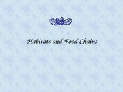 habitats_and_foodchains