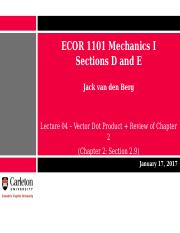 L04 - Vector Dot Product.ppt