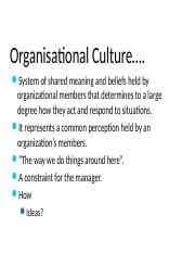 3 - Organization Culture _ Environment.pptx