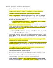 marketing management study guide exam 1 review guide marketing rh coursehero com Sports Marketing MKTG Sports Marketing MKTG