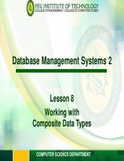ITESPEC1 Module 7 - Working with Composite Data Types.pdf