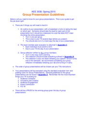 Group Presentation Guidelines2