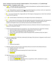 Quiz 3 worksheet (1) - Quiz 3 Questions can be from material ...
