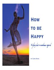 how_to_be_happy
