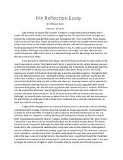 Michaiah Rush Thankful Reflection Essay.docx