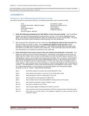 Unit 08 The Use of T-Accounts (Assignment - 6 pages) v2.docx