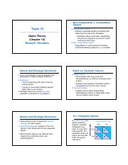 Microsoft PowerPoint - Topic_12_Game Theory [Mode de compatibilité].pdf