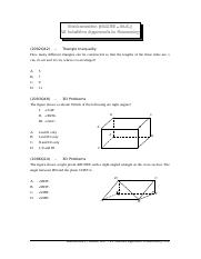 14a Intuitive Approach to Geometry