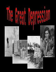 American Studies - Great Depression #2.ppt