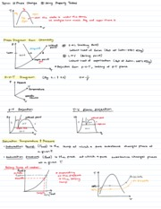 Lecture 7  Phase Change, Property Tables, Enthalpy