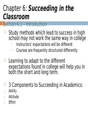 Ch.6+-+Succeeding+in+the+Classroom (1)