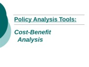 091712 - Cost-Benefit Analysis - PAM 2300