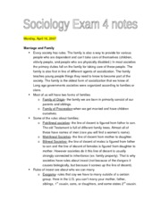 Sociology_Exam_4 (final)_notes (paige)
