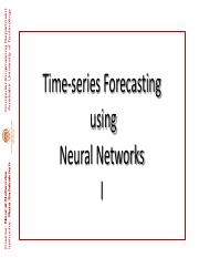 ENN  119 (Time-series Forecasting Problem)