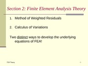 Weighted Values and Residuals Review