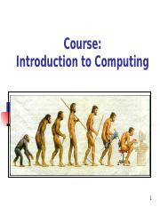 Course Introduction I2C
