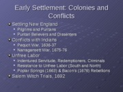 4.+Early+Settlement%2C+Colonies+and+Conflict
