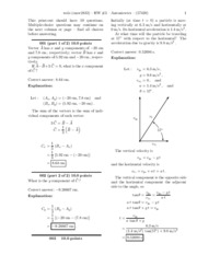 HW #3-solutions