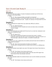 Quiz 10 and Cast Study 8.docx