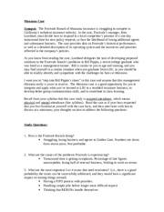 case analysis of manzana insurance fruitvale branch