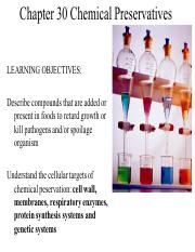 Lecture 9 Chemical and Bio Preservatives-1 (2).pdf