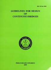13 Standard Designs 131 MORTH standard design for slab bridges