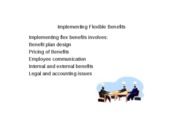 Implementing Flexible Benefits powerpoint #21