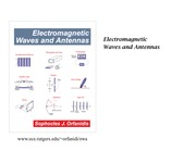 Electromagnetic Waves and Antennas