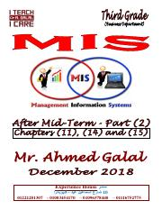 MIS - Third Grade - Business - AMT (2) - Chapters (11 - 15) - December 2018.pdf