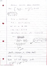 Equations Involving Complex Polynomials Lecture Notes 13