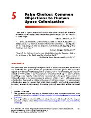 common objections to human space colonization.pdf