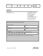 Int1_Hospitality-Practical-Cookery_Planning-Booklet_2013