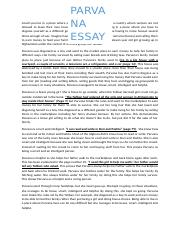 Synthesis Essay Ideas  Pages Parvana Essay Essay Retypeddocx Sample Essay For High School Students also What Is The Thesis Of A Research Essay Parvana Is Related To Nooria Maryam Ali Father And Mother Parvana  Essay About Healthy Diet