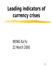 1.Leading indicators of currency crises.ppt