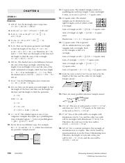 Triangle sum and exterior angle theorem ws answers 4 1 - The exterior angle theorem answers ...