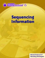 Sequencing Lesson Instructions