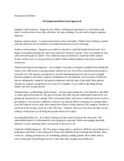 EC400 Exceptional Children Assignment 07.docx