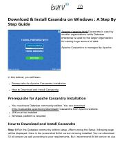 02-Download & Install Casandra on Windows _ A Step By Step Guide.pdf