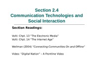 Section 2.4 Lecture - Summer I 2014