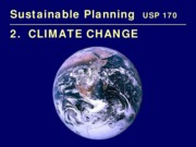 2.Climate Change Lecture USP170 2015
